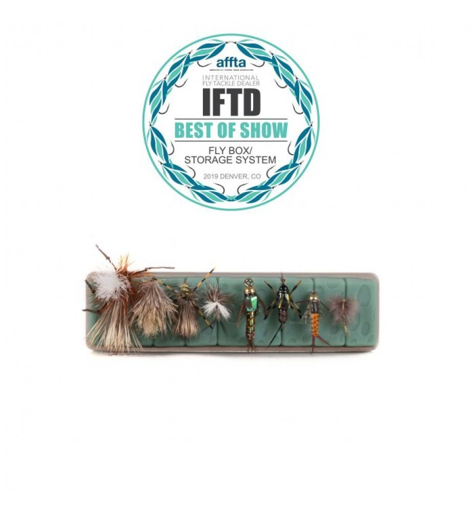 Fishpond Fly Dock