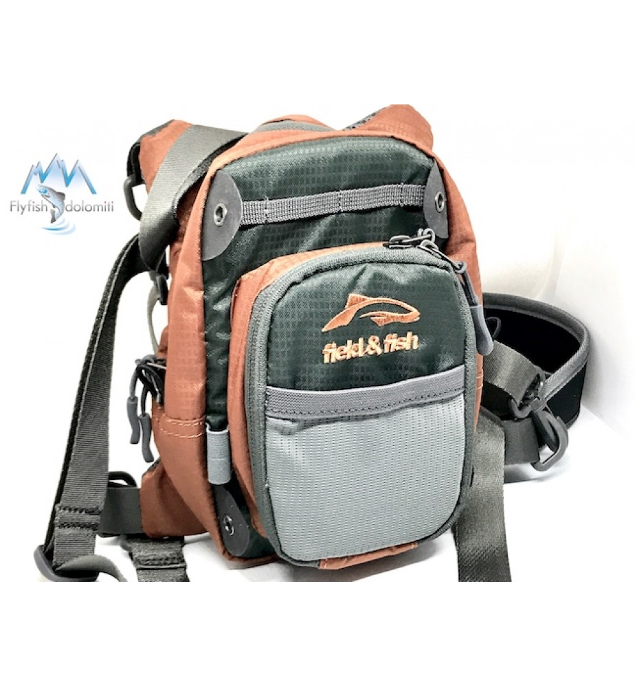 Field&Fish Chest Pack Marsupio