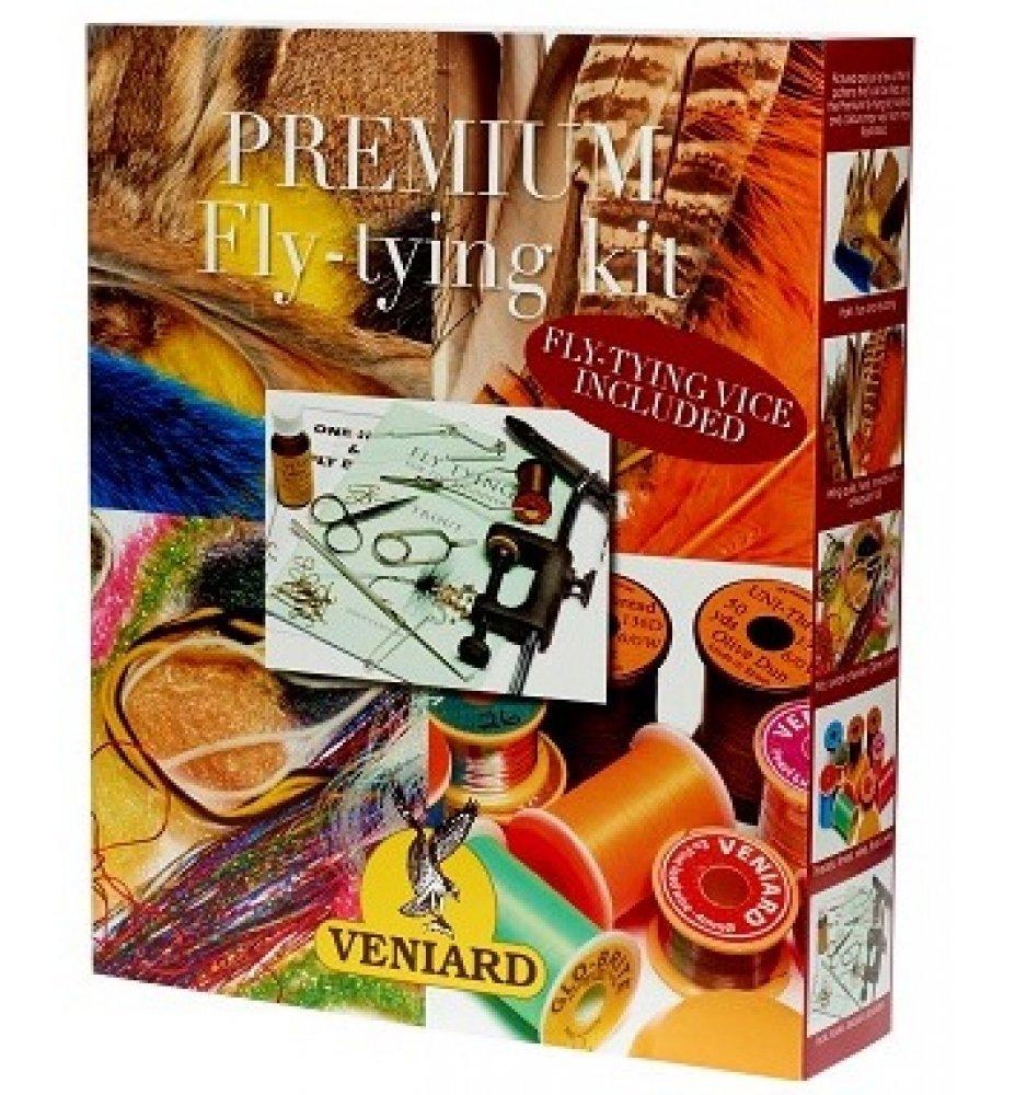 Veniard Premium Fly-Tying Kit