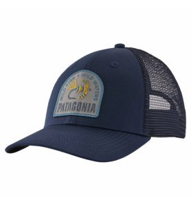 Patagonia Soft Hackle LoPro Trucker New Navy