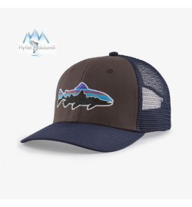 Patagonia Fitz Roy Trout Trucker Hat BABN
