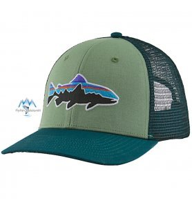 Patagonia Fitz Roy Trout Trucker Hat segn