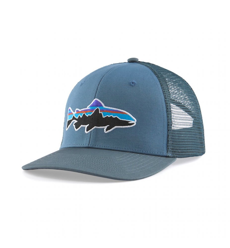 Patagonia Fitz Roy Trout Trucker Hat PGBE
