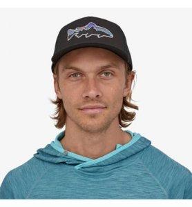 Patagonia Fitz Roy Trucker Hat - BLK