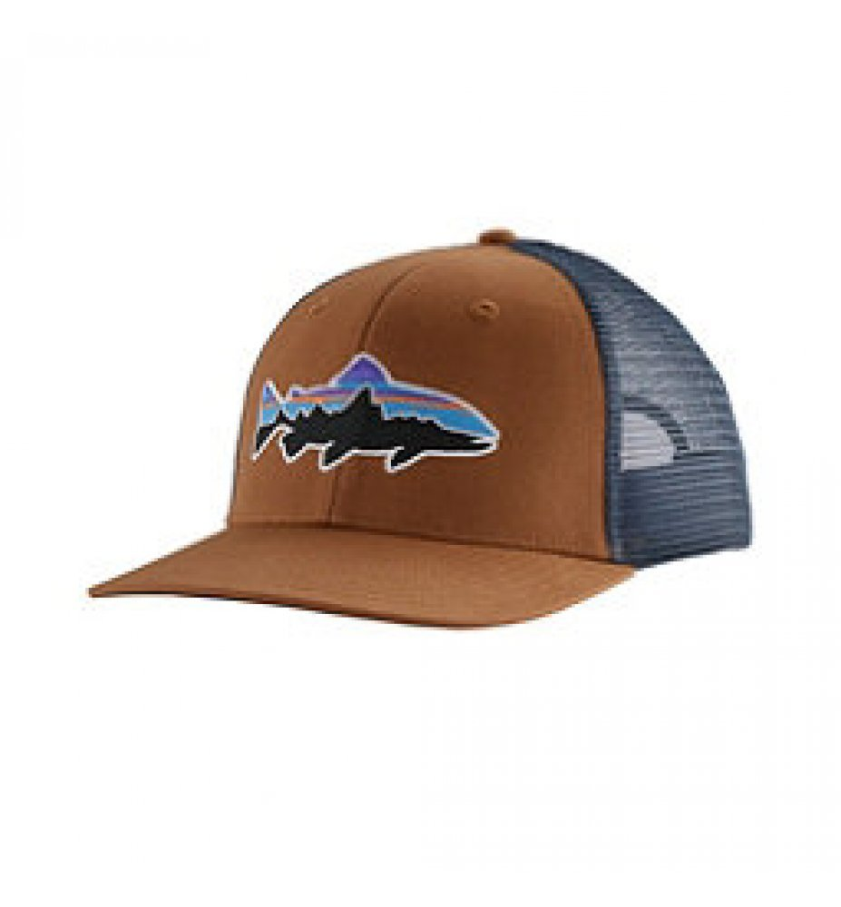 Patagonia Fitz Roy Trout Trucker Head