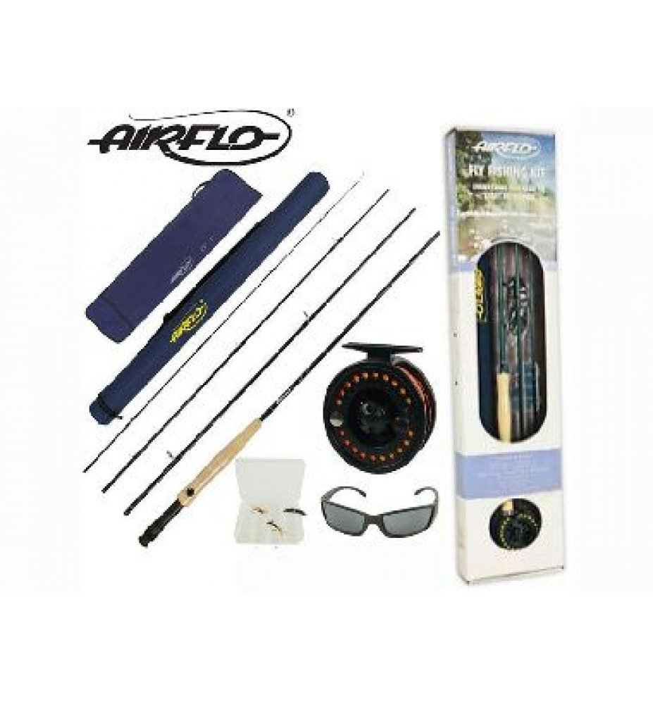 Airflo Fly Fishing Kit 8'6''#4/5