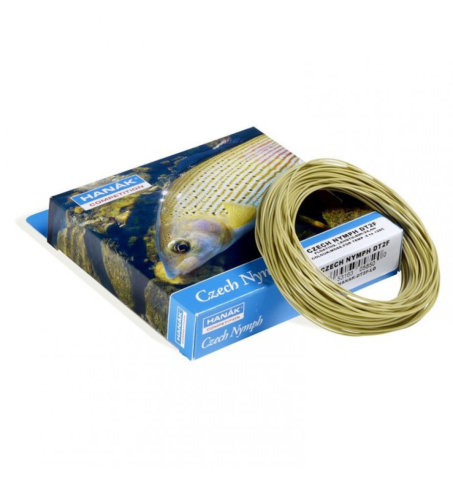 Hanak Czech Nymph fly line