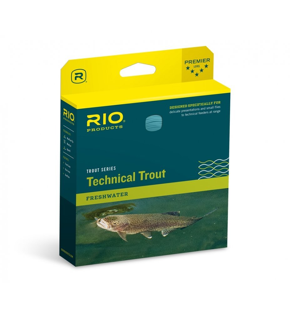 Rio Technical Trout WF Fly Line