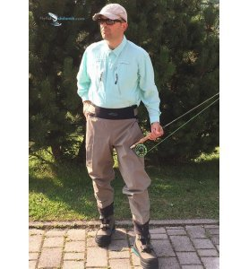 Field&Fish Waders a pantalone