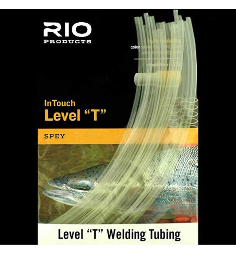 "RIO Level ""T"" Welding Tubing Regular/Large"