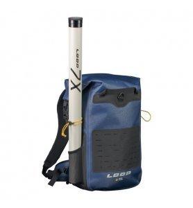 LOOP dry Backpack 25L Petrol Blue