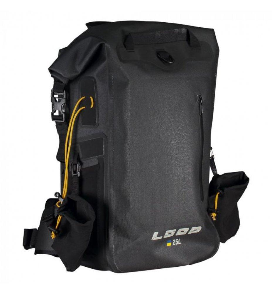 LOOP dry Backpack 25L Petrol