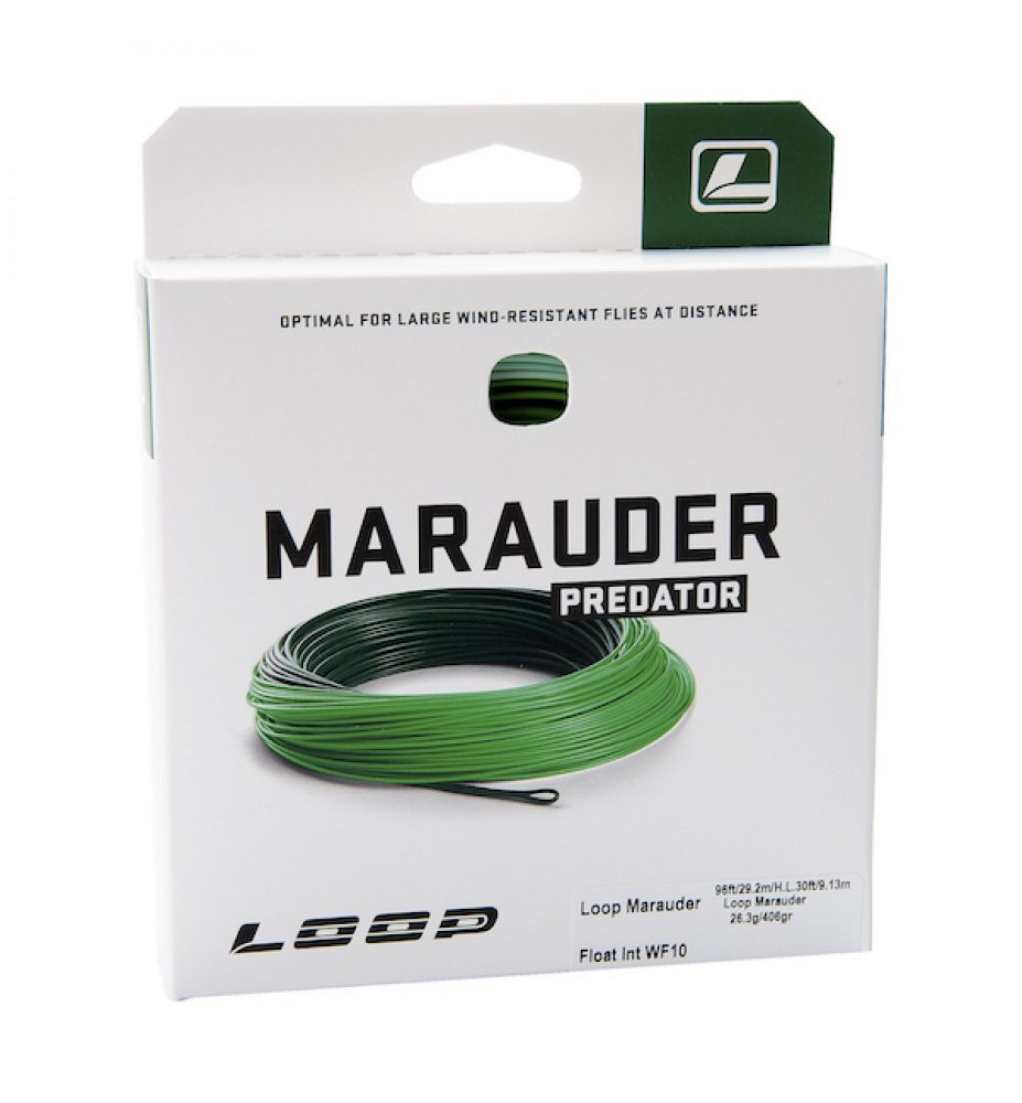 Loop Marauder Predator Coda