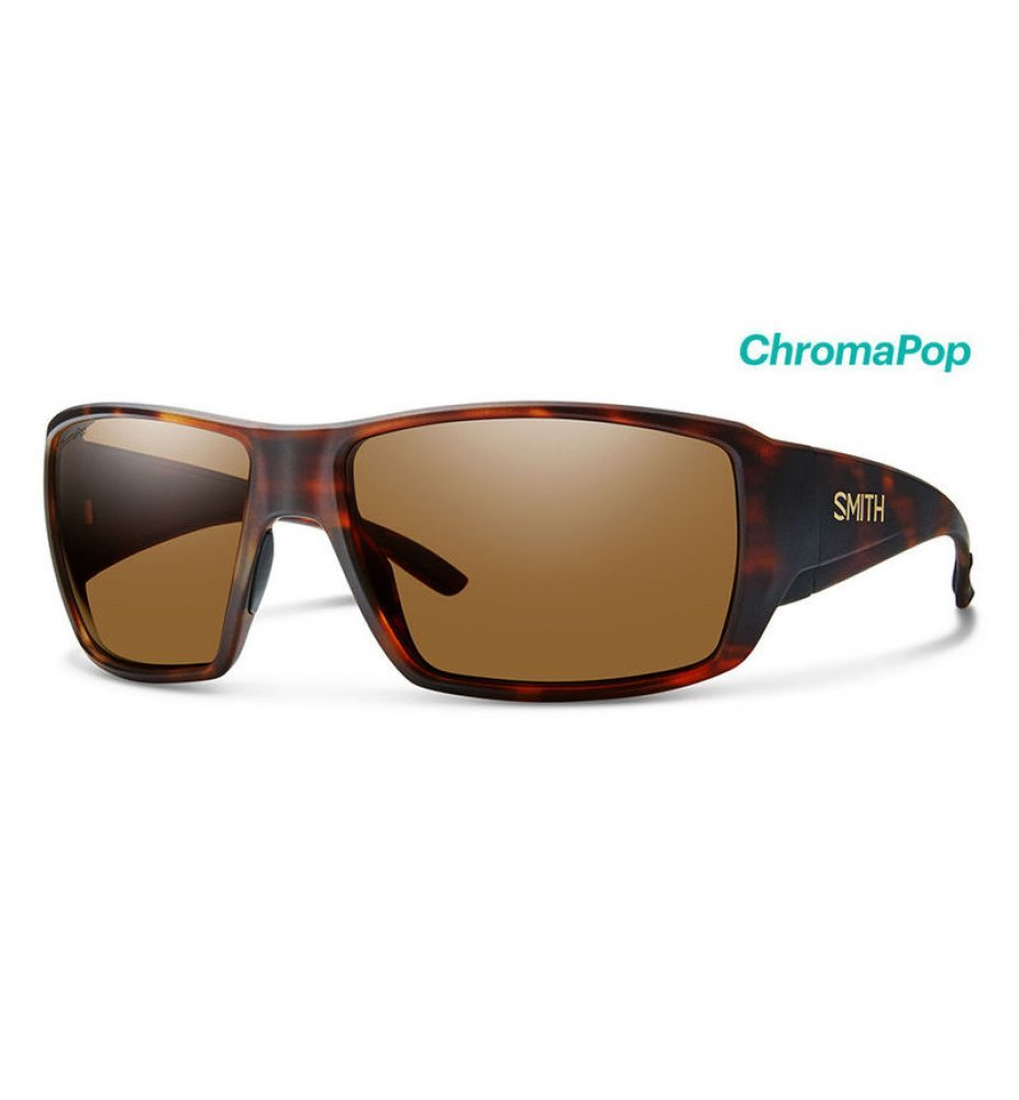 Smith Optics Guide's Choice (CP Glass) Polarized Brown