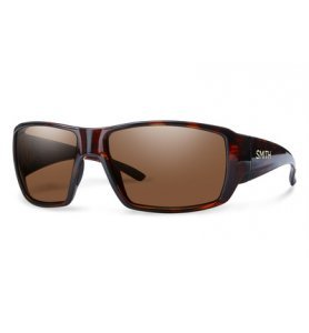 Smith Optics Guide's Choice Techlite polarized glass Copper