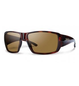 Smith Optics Guide's Choice Techlite polarized glass lenses