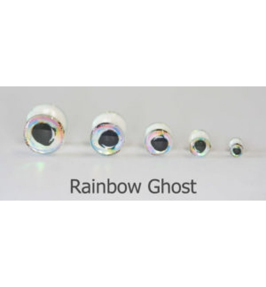H2O 3D Occhietti Dumbell Rainbow