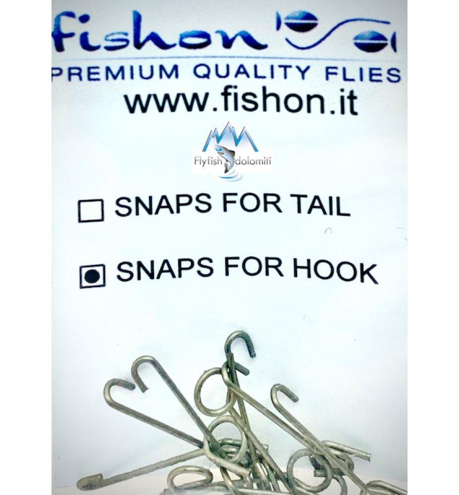 Pacchiarini's Snaps for Hooks