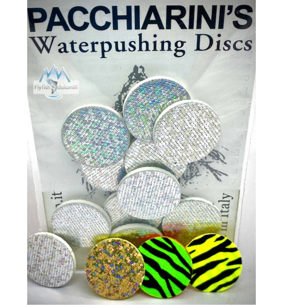 Pacchiarini's Waterpushing Discs