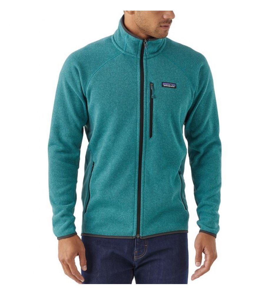Patagonia Men's Performance Better Sweater™ Fleece Jacket (Tate)
