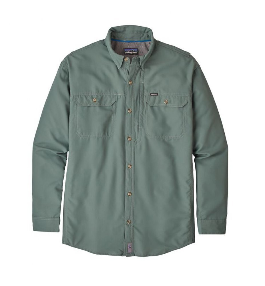 Patagonia Men's Long-Sleeved Sol Patrol™ II Shirt (PST)