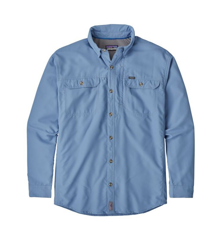 Patagonia Men's Long-Sleeved Sol Patrol™ II Shirt (RBE)