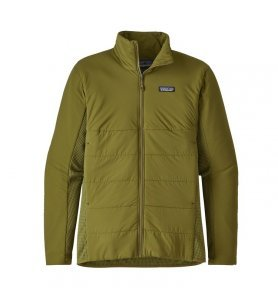 Patagonia Men's Nano-Air® Light Hybrid Jacket (Willow Herb Green)