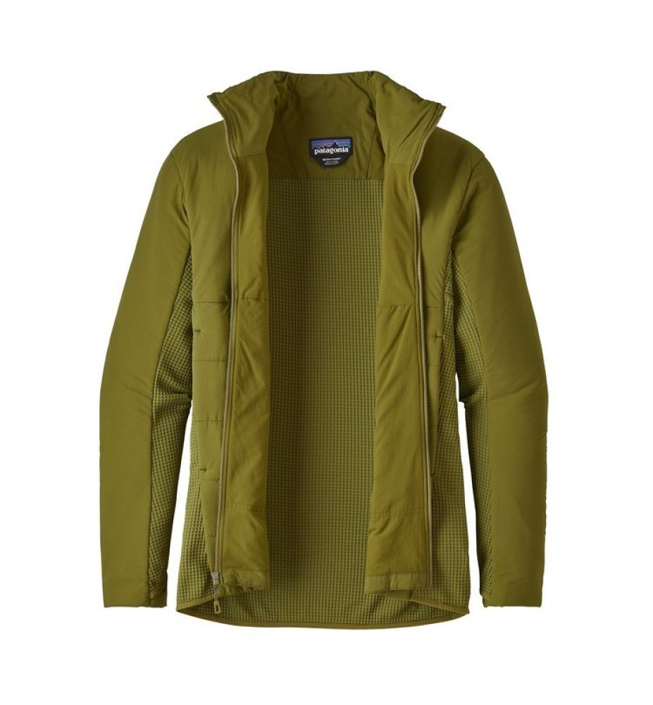 Patagonia Men's Nano-Air® Light Hybrid Jacket (Willow Herb Green)