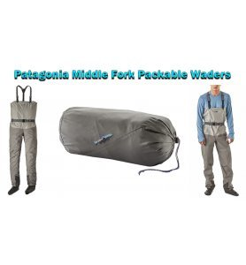 Patagonia Middle Fork Waders