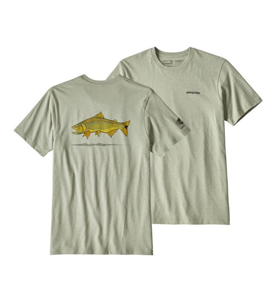 Patagonia Men's Golden Dorado World Trout Responsibili-Tee®