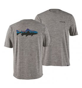 Patagonia Fitz Roy Trout Feather Grey
