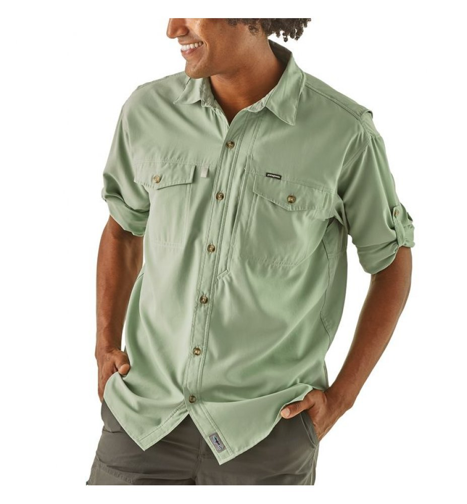 Patagonia Men's Long-Sleeved Sol Patrol™ II Shirt (CELA)