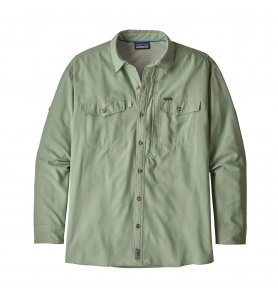 Patagonia Men's Long-Sleeved Sol Patrol™ II Shirt (CELA)
