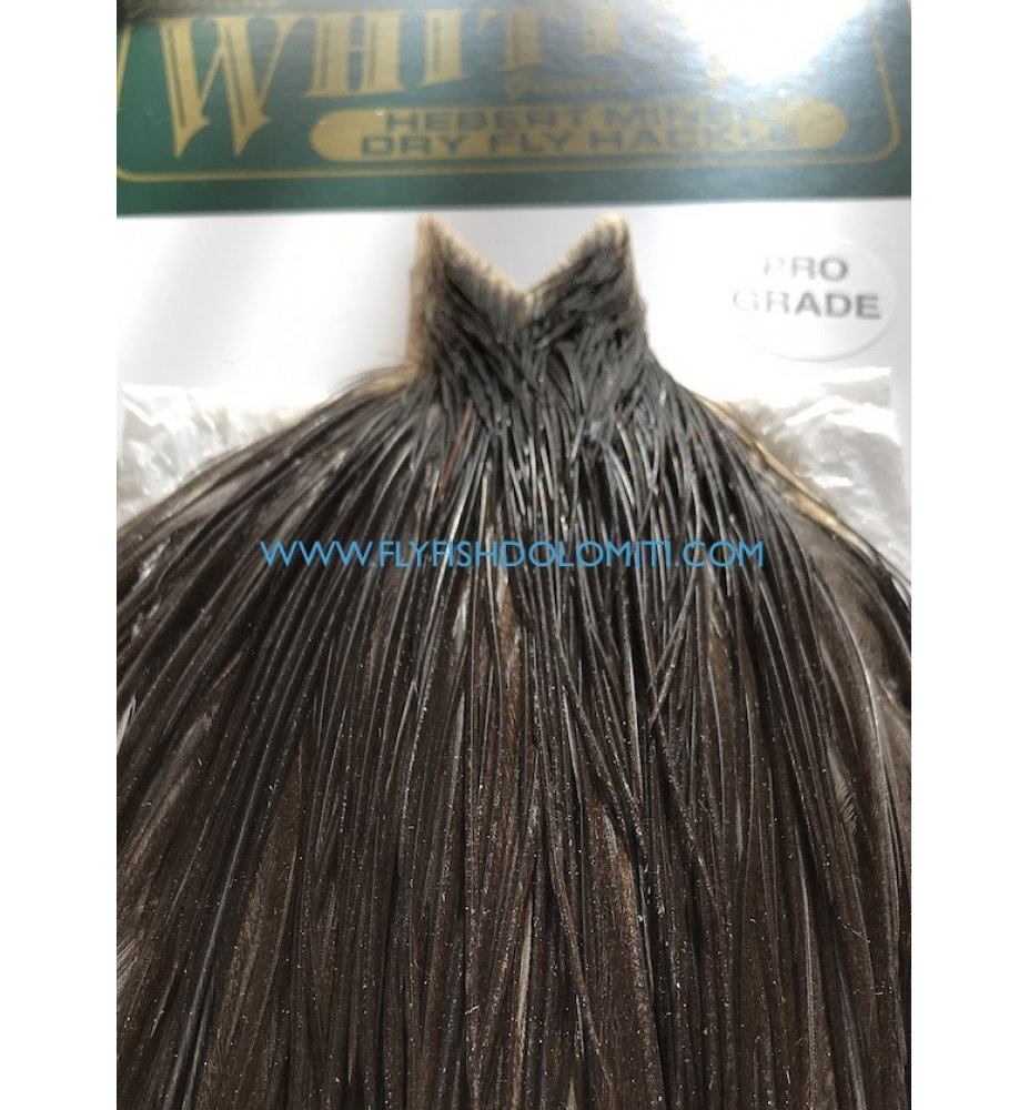 Whiting Herbert Miner Pro Grade Cape Dark Gray Dun