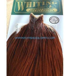 Whiting Herbert Bronze Medium Brown