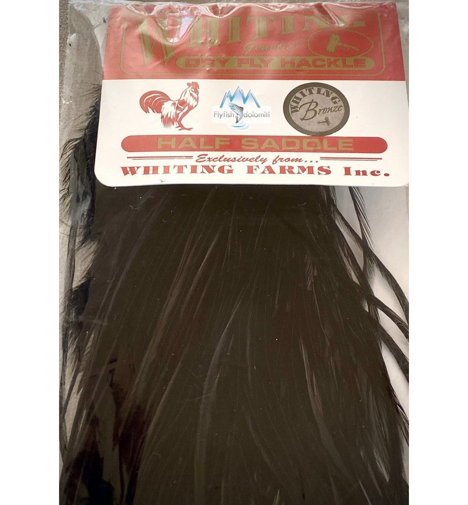 WHITING 1/2 Spalla Bronze Black