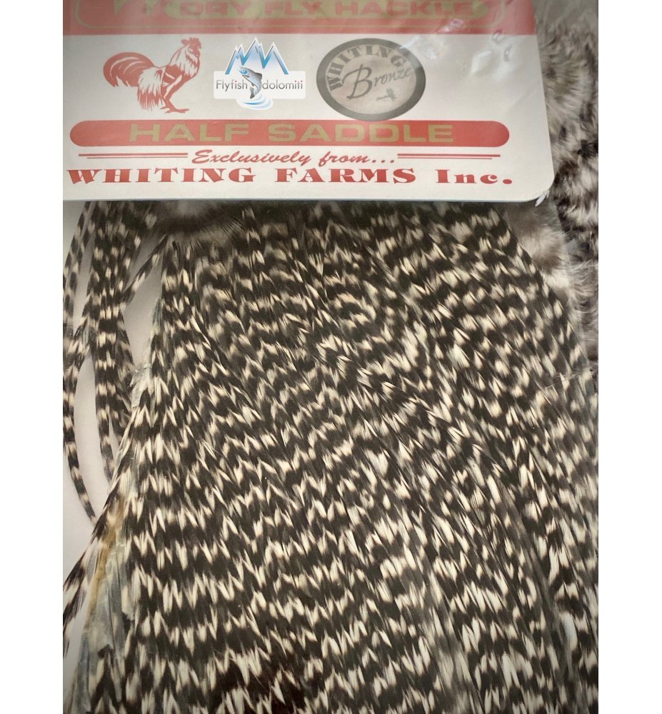 WHITING 1/2 Spalla Bronze Grizzly