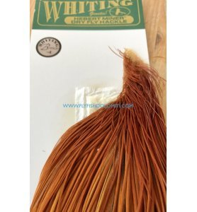 Whiting 1/2 Cape Bronze Light Brown
