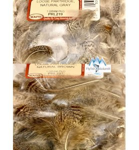 Wapsi Partridge Pernice Natural Gray/Brown