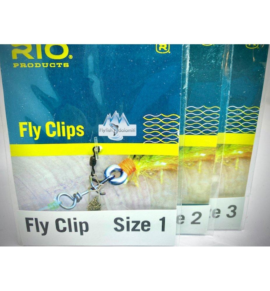 Rio Fly Clips