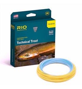 Rio Premier Technical Trout WF/DT