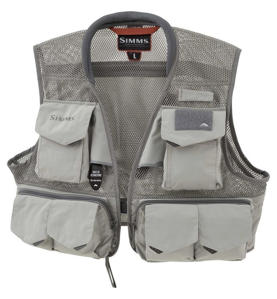 Simms Headwaters Pro Mesh Gilet