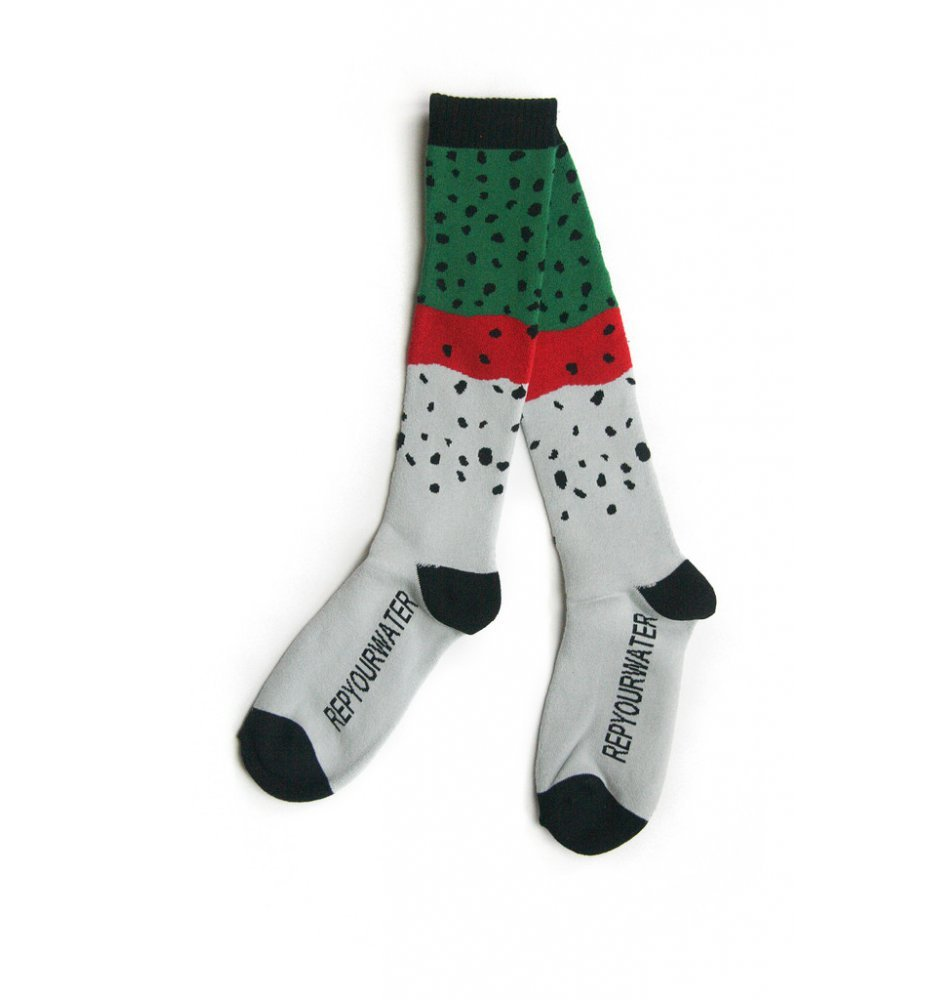 Trout Socks Rainbow Trout