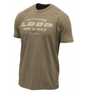 Loop Rods and Reels T-Shirt green