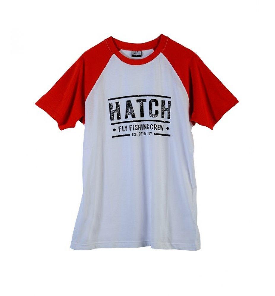 HATCH T-SHIRT (Red)