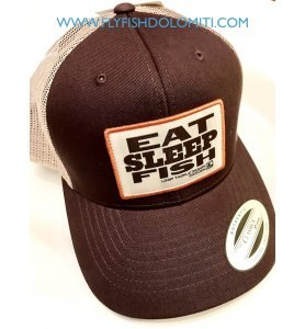 LOOP EAT SLEEP FISH Cap