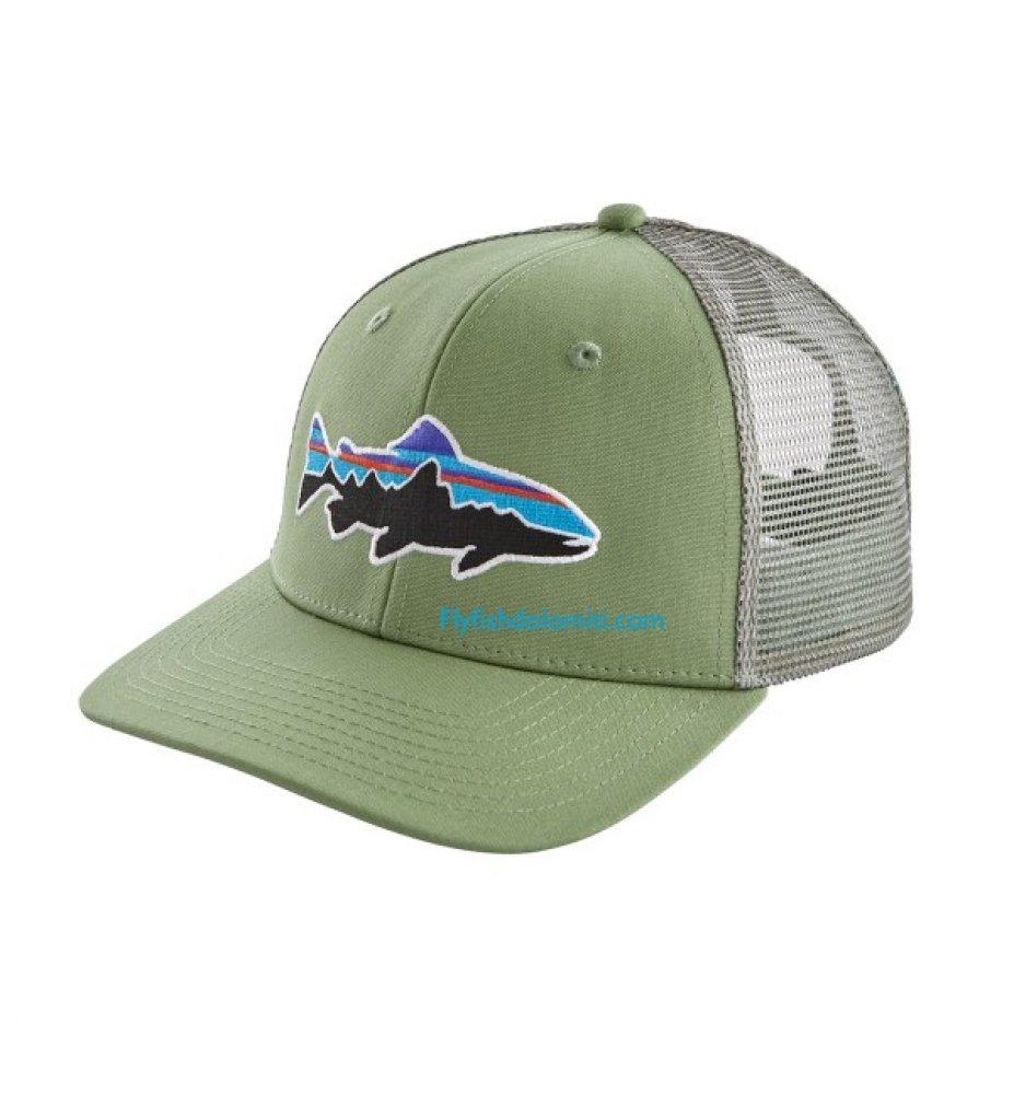 Patagonia Fitz Roy Trout Trucker Hat MACH
