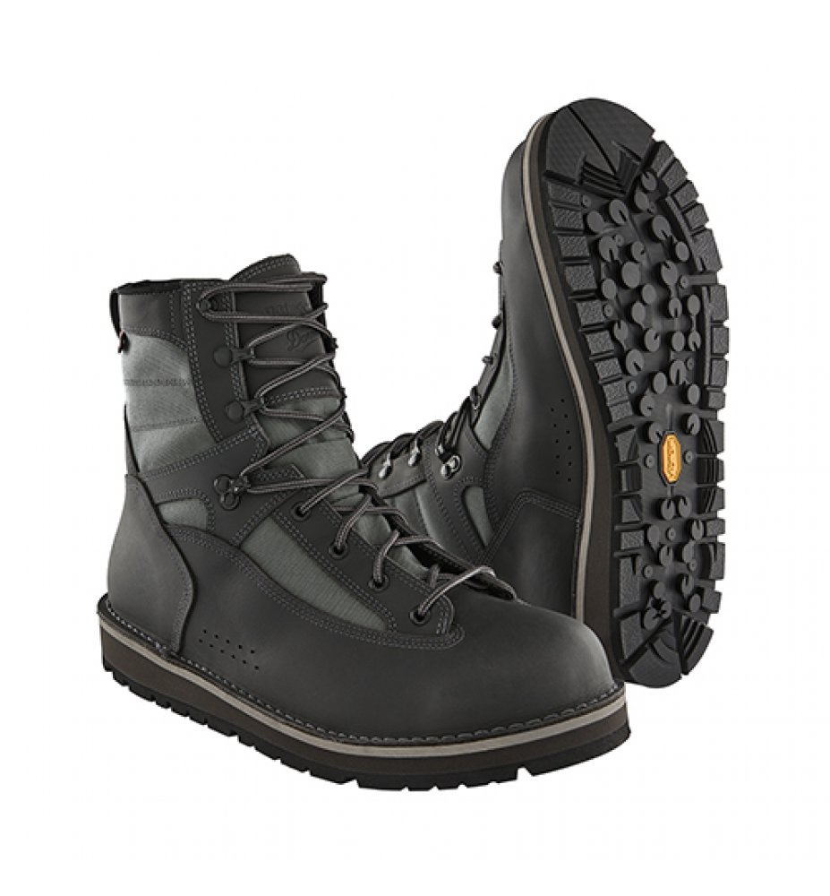Patagonia Danner Foot Tractor Wading Boots Sticky Rubber
