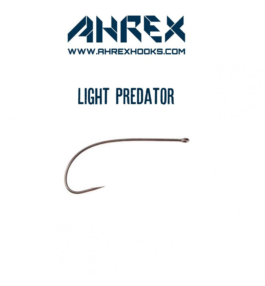 AHREX  Light Predator Fly Hook