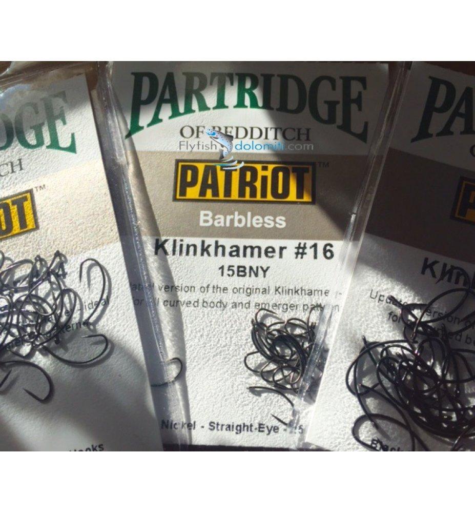 PARTRIDGE Klinkhamer 15BNY